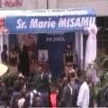 Les obseques de Marie Misamu ce jeudi 28 janvier 2016, repportage de Pierrot Ebende