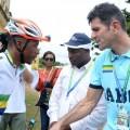 Tropicale Amissa Bongo: le defi d'Abraham Olano avec les Pantheres du Gabon